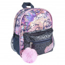 LOL - mochila casual fashion, rosa