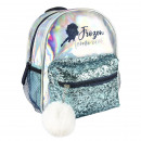 FROZEN II - backpack casual fashion sparkly, sky b