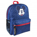 MICKEY - backpack casual fashion, navy blue