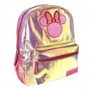 MINNIE - backpack casual fashion iridescent, red