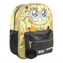 wholesale Bags & Travel accessories: SPONGE BOB - backpack casual fashion sparkly, ...