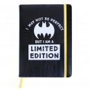 PREMIUM NOTEBOOK Batman - 3 UNITS