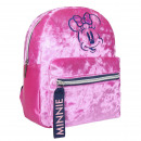 MINNIE - backpack casual fashion hair, pink