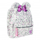 MINNIE - backpack casual hair pelo, pink