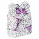 MINNIE - backpack casual hair, pink