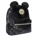 MICKEY - backpack casual hair hair, black
