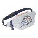 wholesale Licensed Products: FROZEN II - handbag riñonera, grey