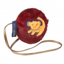 Lion King - Handtaschen-Schultergurt, Bordeaux