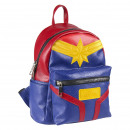 CAPTAIN MARVEL - zaino moda casual polipiel,
