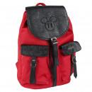 mayorista Artículos con licencia: Mickey - mochila de viaje casual, rojo