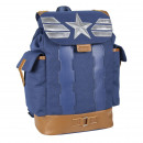AVENGERS - backpack casual travel, blue