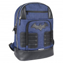BATMAN - backpack casual travel, navy blue