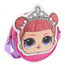 wholesale Handbags: LOL - handbag 3d kids shoulder bag, pink