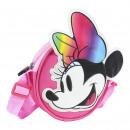 MINNIE - handbag 3d kids shoulder bag, pink