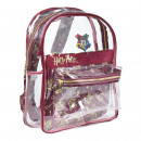 HARRY POTTER - mochila casual fashion transparente