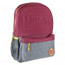 AVENGERS - backpack school high school iron man, r
