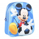MICKEY - backpack nursery 3d, blue