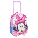 3D CHILDREN'S SEQUIN BACKPACK Minnie - 1 U