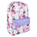 wholesale Licensed Products: FROZEN - backpack nursery, lilac