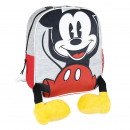 MICKEY - kids backpack character applications, red