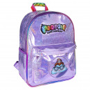 POOPSIE - backpack casual fashion iridescent, lila
