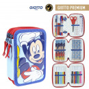 Mickey - fylld pennfodral trippel giotto premium