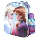 FROZEN II - kids backpack 3d con accesorios, blue