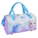 wholesale Bags & Travel accessories: FROZEN II - beach bag sport, lilac