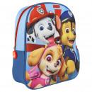 mayorista Artículos con licencia: Paw Patrol - mochila para niños 3d premium teddy``