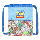 wholesale School Supplies: TOY STORY - sakky bag backpack, blue