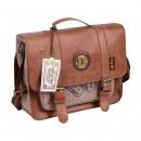 HARRY POTTER - bandoulière de sac à main, marron