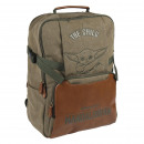 THE MANDALORIAN - backpack casual travel travel, g