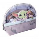 THE MANDALORIAN - travel set toiletbag the child,
