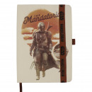 wholesale Computer & Telecommunications: THE MANDALORIAN - notebook, a5, beige