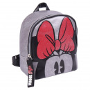 MINNIE - backpack casual fashion, silver