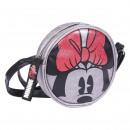 mayorista Material escolar: Minnie - bandolera de bolso, plateada