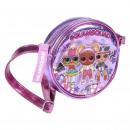 wholesale Licensed Products: LOL - handbag shoulder strap, pink