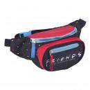 Großhandel sonstige Taschen: FREUNDE - Handtasche Riñonera, schwarz