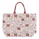 mayorista Salud y Cosmetica: Minnie - correas de bolso de algodón, beige