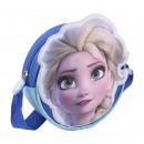 FROZEN II - handbag shoulder strap 3d, blue