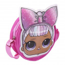LOL - handbag shoulder strap 3d, pink