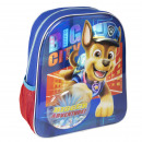 PAW PATROL MOVIE - kids backpack confetti, blue