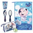 groothandel Tassen & reisartikelen: Mickey - reisset toilettas, blauw