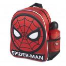 Spiderman - mochila infantil 3d con accesorios, ro