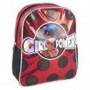 mayorista Otro: LADY BUG - mochila para niños personaje brillante,