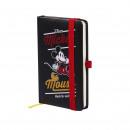 Großhandel Lizenzartikel: Mickey - Notebook a6, schwarz