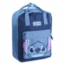 hurtownia Torby & artykuly podrozne: STITCH - plecak casual fashion asa, niebieski
