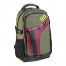 Star Wars - mochila de viaje casual boba fett, osc