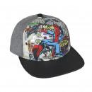 Spiderman - Cap Flat Peak
