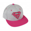 FLAT VISOR CAP Superman - 1 UNITS